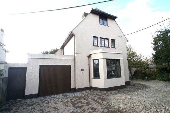 Thumbnail Detached house for sale in Sherford Road, Sherford, Plymouth