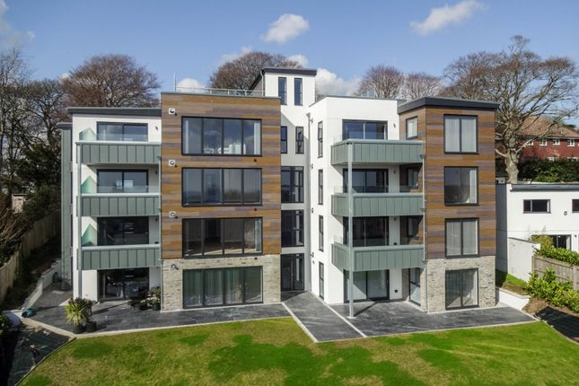 Thumbnail Flat for sale in Cala Court, Hartley Road, Plymouth