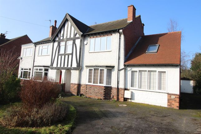 4 bed semi-detached house for sale in Hickings Lane, Stapleford, Nottingham