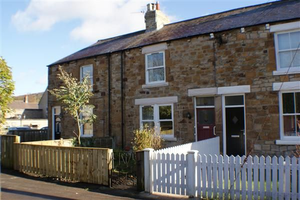 Thumbnail Terraced house for sale in The Garths, Lanchester, Durham
