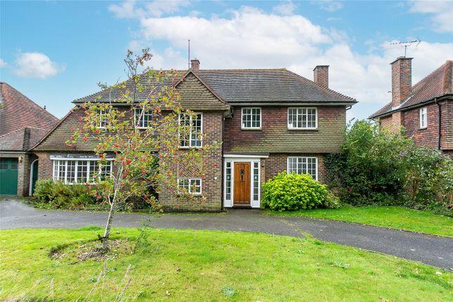 Thumbnail Detached house to rent in The Comyns, Bushey Heath, Bushey