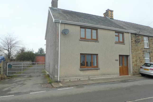 Thumbnail Semi-detached house for sale in Dihewyd, Nr. Aberaeron