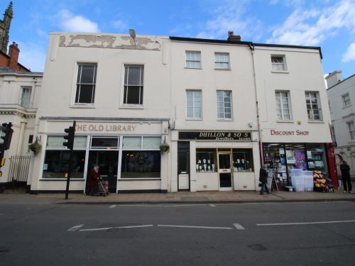 Thumbnail Flat to rent in Bath Street, Leamington Spa