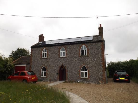 Thumbnail Detached house for sale in Knapton, North Walsham, Norfolk