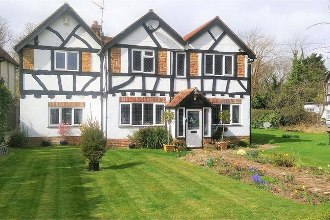 Thumbnail Detached house for sale in Shepherds Walk, Chestfield, Whitstable