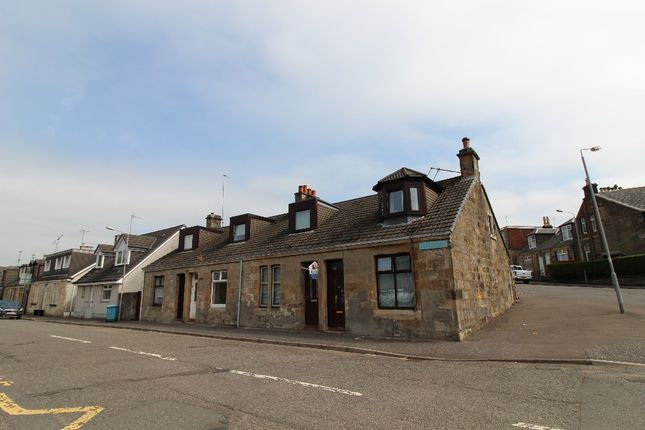 Thumbnail Terraced house to rent in Deacons Road, Kilsyth, North Lanarkshire