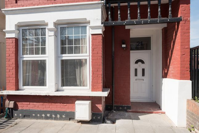 Thumbnail End terrace house to rent in Dyson Road, Leytonstone, London