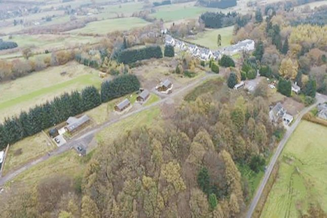 Thumbnail Land for sale in Plot 7, Braehead Park, Rumblingbridge, Kinross KY130Qt