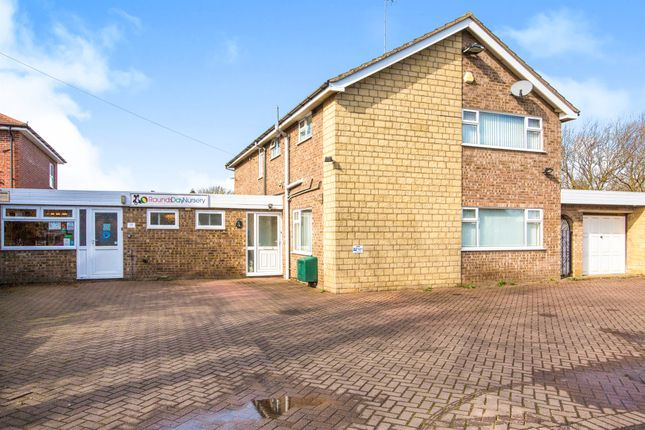 Thumbnail Detached house for sale in Poplars Close, Raunds, Wellingborough