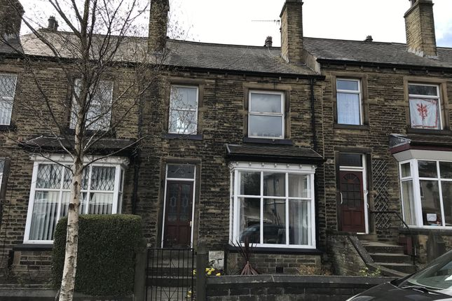 Thumbnail Terraced house for sale in Thornhill Avenue, Lindley, West Yorkshire