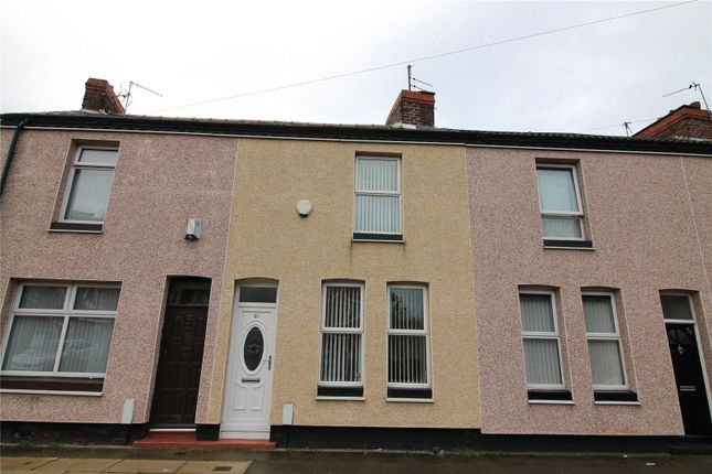 Thumbnail Terraced house to rent in Akenside Street, Bootle