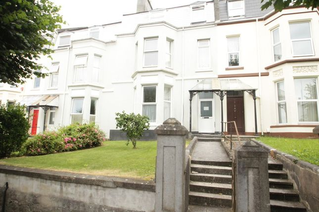 Thumbnail Flat for sale in Rochester Road, North Hill, Plymouth