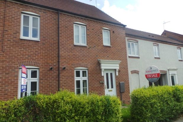 Thumbnail Terraced house to rent in Narberth Way, Walsgrave