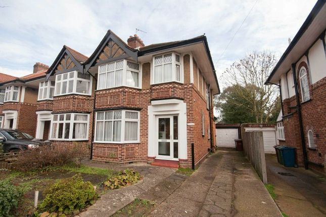 Thumbnail Semi-detached house for sale in West Towers, Pinner, Middlesex