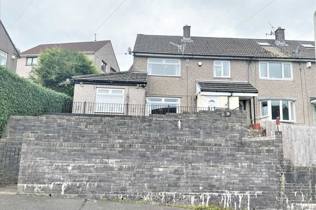 4 bed semi-detached house for sale in Vicarage Road, Penygraig, Tonypandy CF40