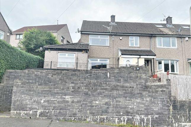 Thumbnail Semi-detached house for sale in Vicarage Road, Penygraig, Tonypandy