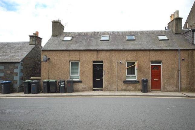 Thumbnail Maisonette to rent in 21 High Buckholmside, Galashiels