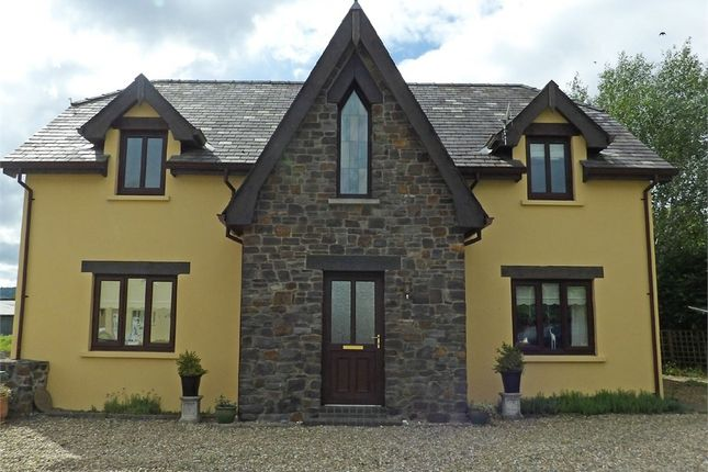 Thumbnail Detached house for sale in Talsarn, Talsarn, Lampeter, Ceredigion