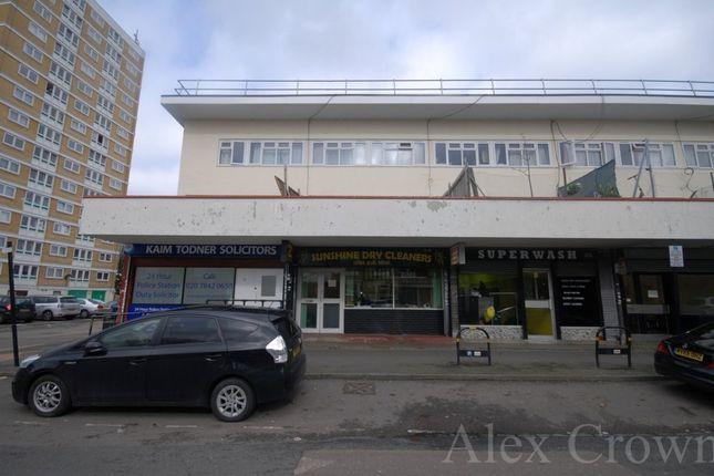 Thumbnail Retail premises for sale in Commerce Road, London