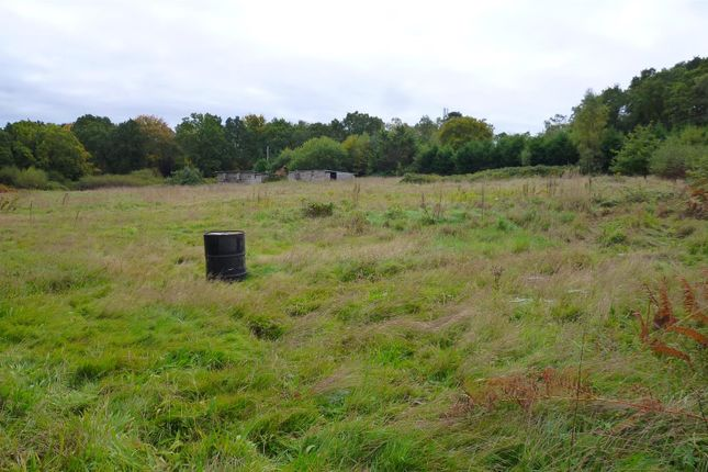 Thumbnail Land for sale in Minsted Heath Barnes, Minsted, Midhurst