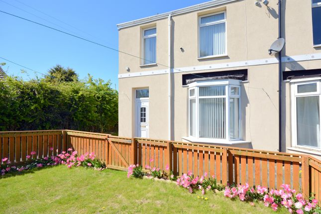 Thumbnail End terrace house for sale in Clyde Terrace, Coundon, Bishop Auckland