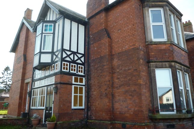 Thumbnail Flat to rent in Cromwell Crescent, Stanwix, Carlisle