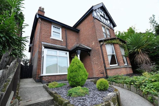 Thumbnail Semi-detached house for sale in Main Street, Stapenhill, Burton-On-Trent