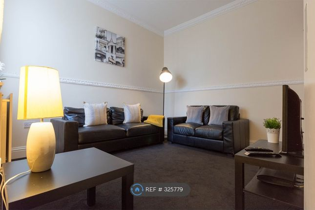 Living Room of Granville Road, Middlesbrough TS1