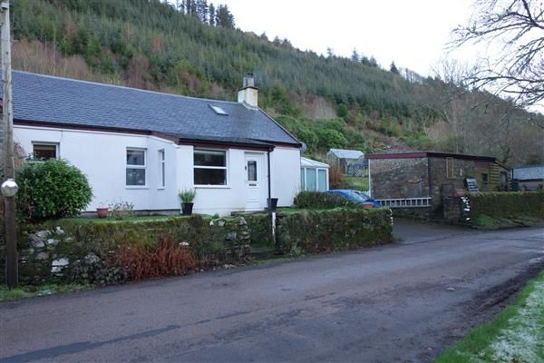 Thumbnail Semi-detached house for sale in Old Schoolhouse, Auchnasavil, Carradale