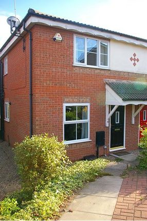 Thumbnail Semi-detached house to rent in Grimston Close, Thurmaston, Leicester