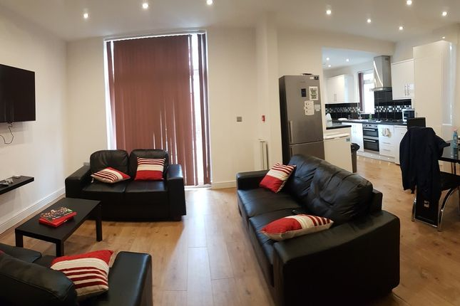 Thumbnail Property to rent in Egerton Road, 8 Bed, Fallowfield