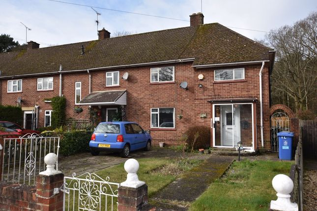 End terrace house for sale in Carroll Crescent, Ascot