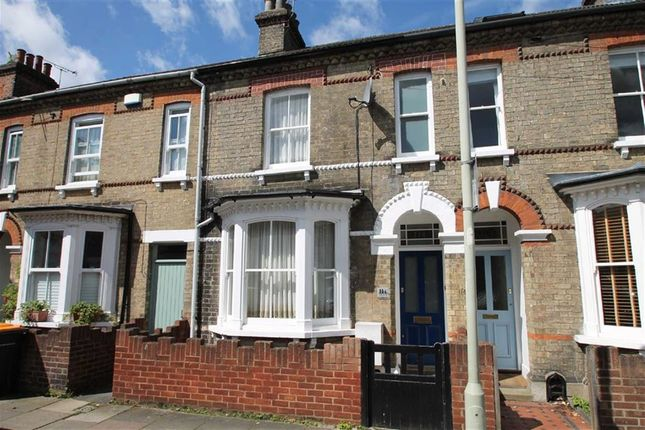 Thumbnail Terraced house for sale in Howbury Street, Bedford