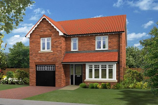 """Thumbnail Detached house for sale in """"The Canterbury"""" at Ravenswood Fold, Off Premier Way, Glasshoughton, Castleford"""