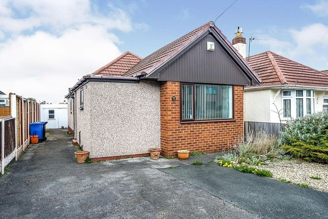 Thumbnail Bungalow to rent in Rosehill Road, Rhyl