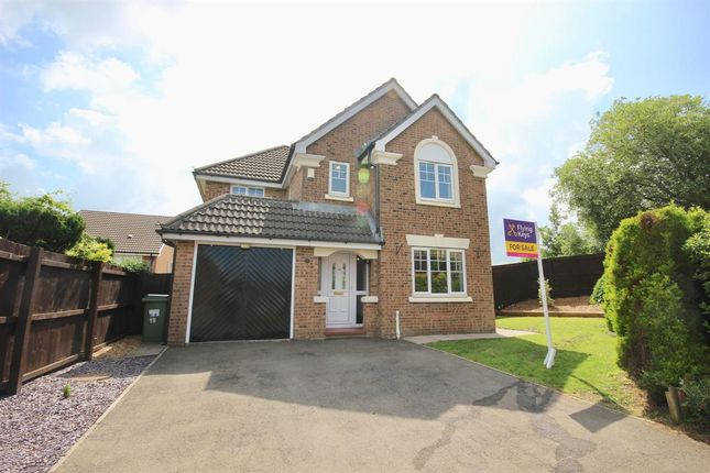 Thumbnail Detached house for sale in Parc Bryn, Pontllanfraith, Blackwood