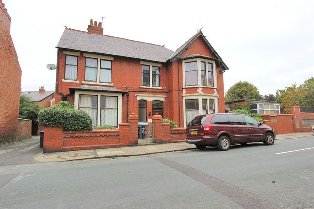 Thumbnail Detached house for sale in Harris Street, Fleetwood, Lancashire