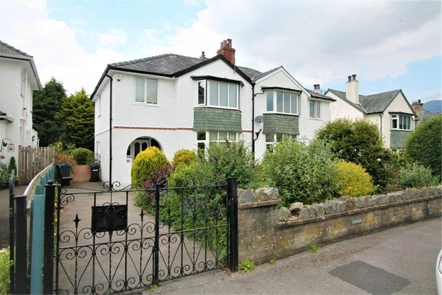 Thumbnail Semi-detached house for sale in Dalraven, 10 Manor Park, Keswick, Cumbria