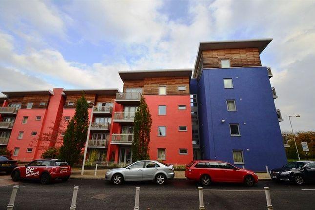 Thumbnail Flat to rent in Cubitt Way, Oundle Road, Peterborough