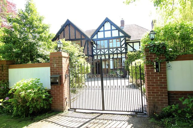 Thumbnail Detached house for sale in Laburnum Avenue, Lytham St. Annes