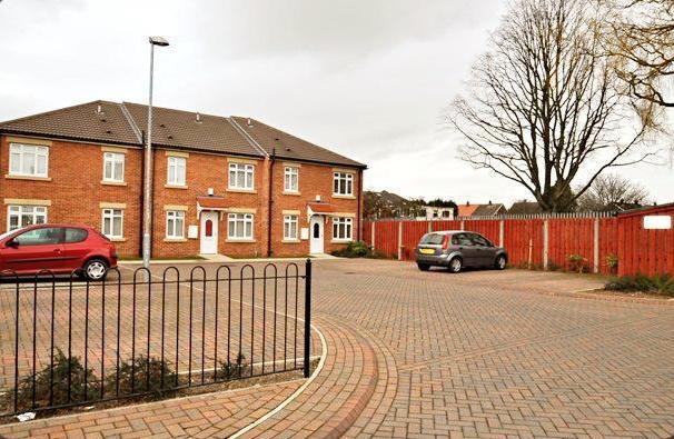 Thumbnail Flat to rent in Penshurst Mews, Hessle