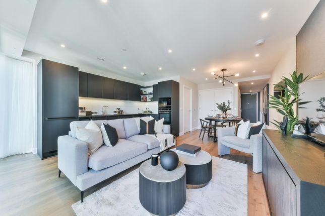 1 bed flat for sale in 2.14.1401 Navigator Wharf, Royal Arsenal Riverside SE18