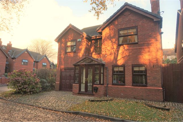 Thumbnail Detached house for sale in Birch Tree Court, Liverpool