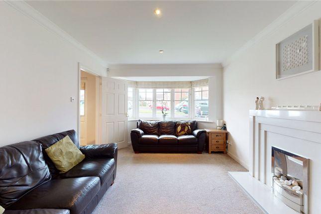 Sitting Room of Mendip Lane, Lindsayfield, East Kilbride G75