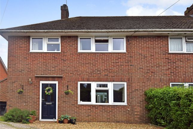 3 bed semi-detached house to rent in Ferozeshah Road, Northfields, Devizes, Wiltshire SN10