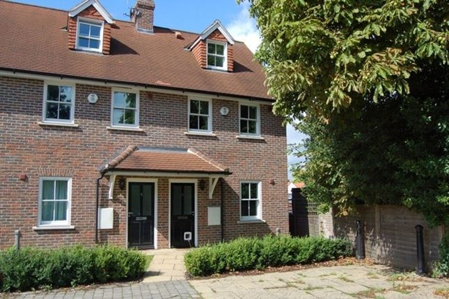 Thumbnail Terraced house to rent in Lacemakers Court, Princes Risborough