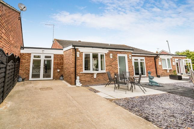 Thumbnail Detached bungalow for sale in Anson Close, Aylesbury