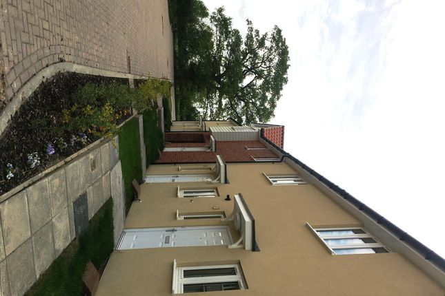 Thumbnail End terrace house to rent in Stirling Close, Chedburgh, Bury St. Edmunds