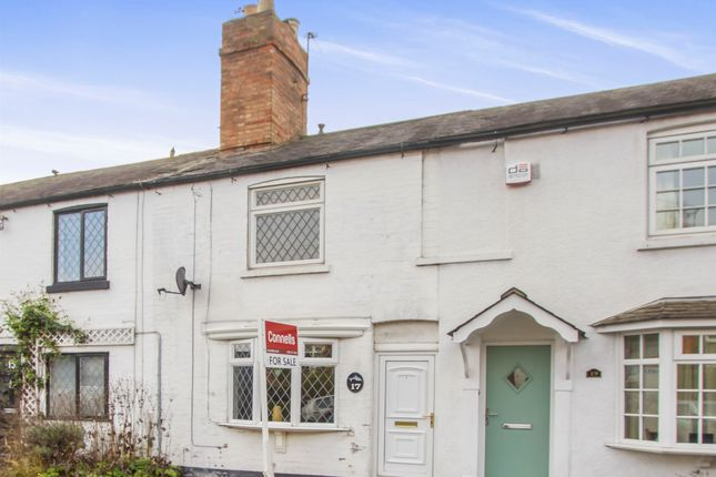 Thumbnail Terraced house for sale in New Street, Oadby, Leicester