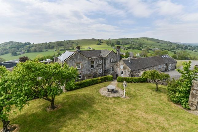 Thumbnail Farmhouse for sale in Alstonefield, Ashbourne